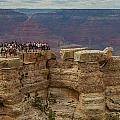 A Crowd And A Canyon by Kathleen Odenthal