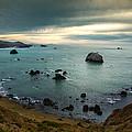 A Dark Day At Sea by Bryant Coffey