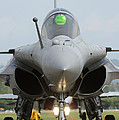 A Dassault Rafale Fighter Aircraft by Remo Guidi