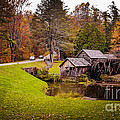 A Day At Mabry Mill by Ola Allen