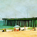 A Day At The Beach by Darren Fisher