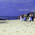 A Day At The Beach by Julie Huffman