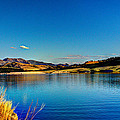 A Day At The Lake by John Lee