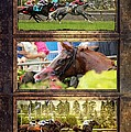 A Day At The Races by Davandra Cribbie