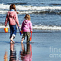 A Day At The Seaside  by Susie Peek
