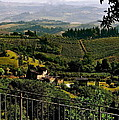 A Day In Tuscany by Ira Shander