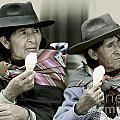 A Day Off In Tarabuco- Bolivia by Karla Weber
