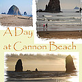 A Day On Cannon Beach by Sharon Elliott