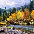 A Day On The River by Jennifer Beaudet