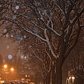 A December Night by Sonali Gangane