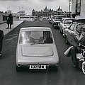A Demonstration Of Electric Vehicle In London by Retro Images Archive