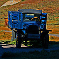 A Dodge In Bodie by Joseph Coulombe