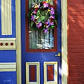 A Door Of Many Colors by Mel Steinhauer