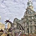 A Dragon In Philly by Alice Gipson