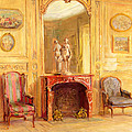 A Drawing Room by Walter Gay