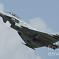 A Eurofighter Typhoon Of The Royal Air by Remo Guidi