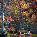 A Fall Fishing Trip by Carolyn Fletcher