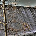 A Fall Waterfall by Chance Chenoweth