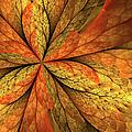 A Feeling Of Autumn by Gabiw Art
