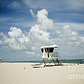 A Fine Day At The Beach by Nina Prommer