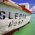 A Fishing Boat Named Sledge II by David Letts