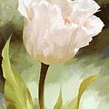 One Beautiful Flower Impressionism by Georgiana Romanovna