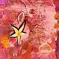 A Flying Star Flower by Anne-Elizabeth Whiteway