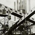 A Ford Automobile Factory by Charles Sheeler