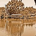 A Forgotten Delta Marina by Joseph Coulombe