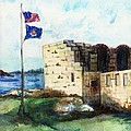 A Fort In Maine by Shana Rowe Jackson
