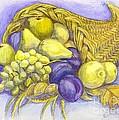 A Fruitful Horn Of Plenty by Carol Wisniewski