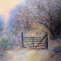 A Gate by Natalya Shvetsky