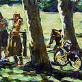 A Gathering by Faye Cummings
