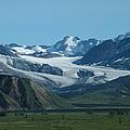 A Glacier Receding by Geoffrey McLean