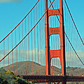 A Golden Gate View by Emmy Vickers