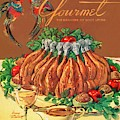 A Gourmet Cover Of Chicken by Henry Stahlhut