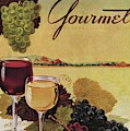 A Gourmet Cover Of Wine by Henry Stahlhut
