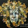 A Green Man by Dragica  Micki Fortuna
