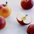 A Group Of Apples by Romulo Yanes
