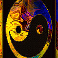 A Happy Balance Of Energies Abstract Healing Art by Omaste Witkowski