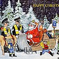 A Happy Christmas by Barry BLAKE