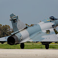 A Hellenic Air Force Mirage 2000 Egm by Timm Ziegenthaler