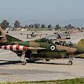 A Hellenic Air Force T-2 Buckeye by Timm Ziegenthaler