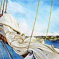 A. J. Meerwald Heading Out by Phyllis London