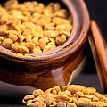 A Jar Of Peanuts by Ester  Rogers