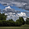 A July Cold Front Rolling By by Thomas Woolworth