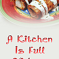 A Kitchen Is Full Of Love 2 by Andee Design