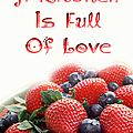 A Kitchen Is Full Of Love 9 by Andee Design