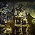 a la van Gogh by Gun Legler