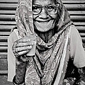 A Lady And Her Chai IIi by Valerie Rosen